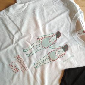 Camiseta Morirse guay