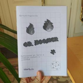 Fanzine Ok, boomer @proyectogalaxxia