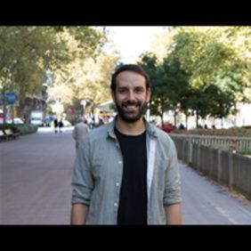 Entrevista a Pau Berbel, de Amigos de los Mayores